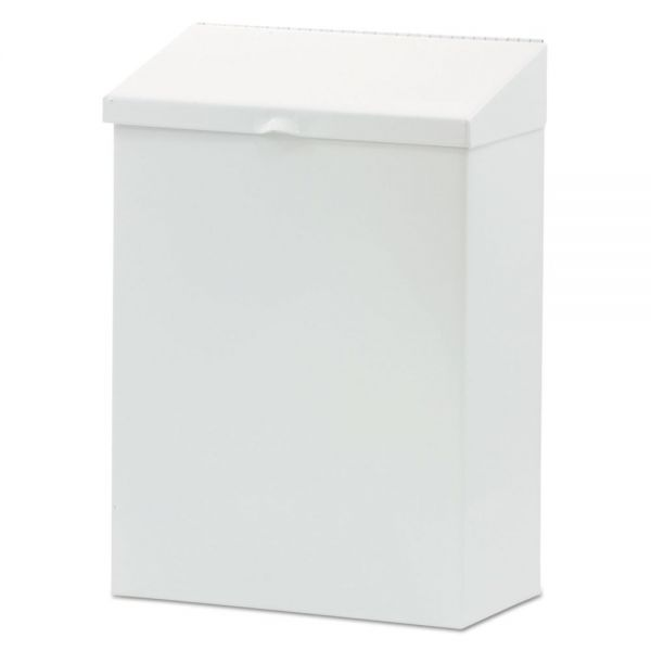Hospital Specialty Co. Feminine Hygiene Product Waste Receptacle