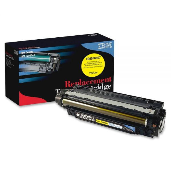 IBM Remanufactured HP 654A (CF332A) Toner Cartridge