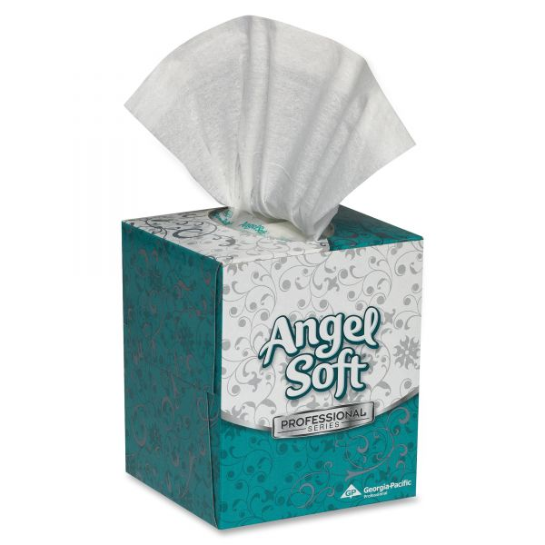 Angel Soft ps 2-Ply Facial Tissues