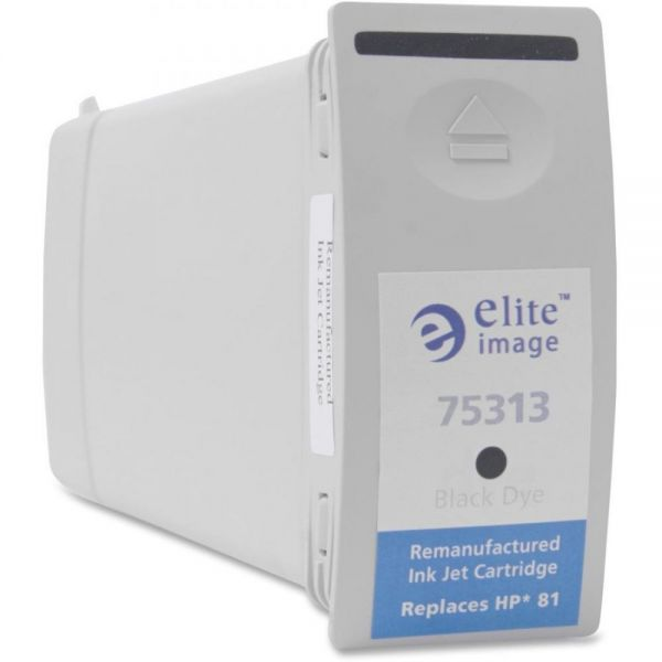 Elite Image Remanufactured HP 81 (C4934A) Dye Ink Cartridge