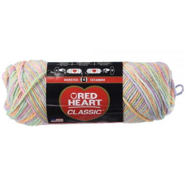 Red Heart Classic Yarn - Tropical Fruit