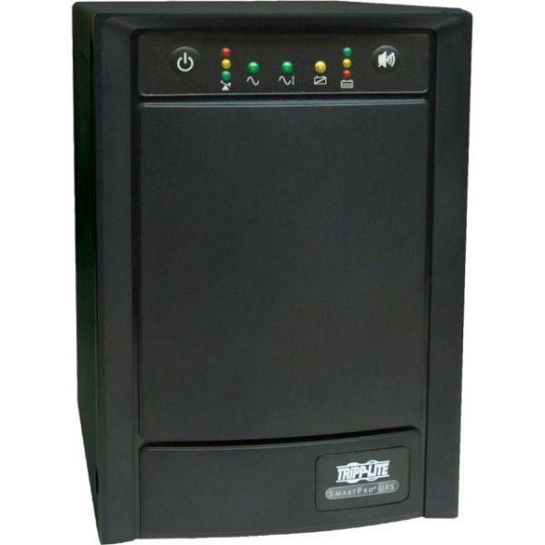 Tripp Lite UPS Smart 1500VA 900W Tower AVR 120V Pure Sine Wave USB DB9 LEDS 8 Outlet