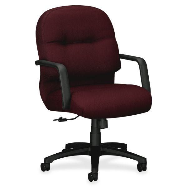 HON Pillow-Soft Series H2092 Managerial Mid-Back Office Chair