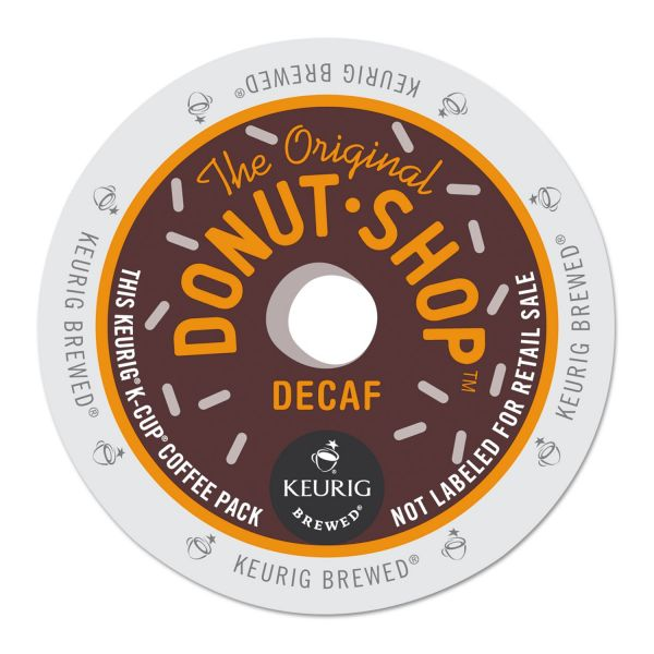 Donut Shop Decaf Coffee K-Cups