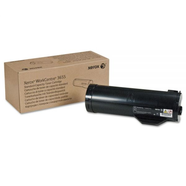 Xerox 106R02736 Black Toner Cartridge