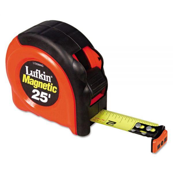 Lufkin 700 Series Power Magnetic Endhook Tape Measure, 25ft