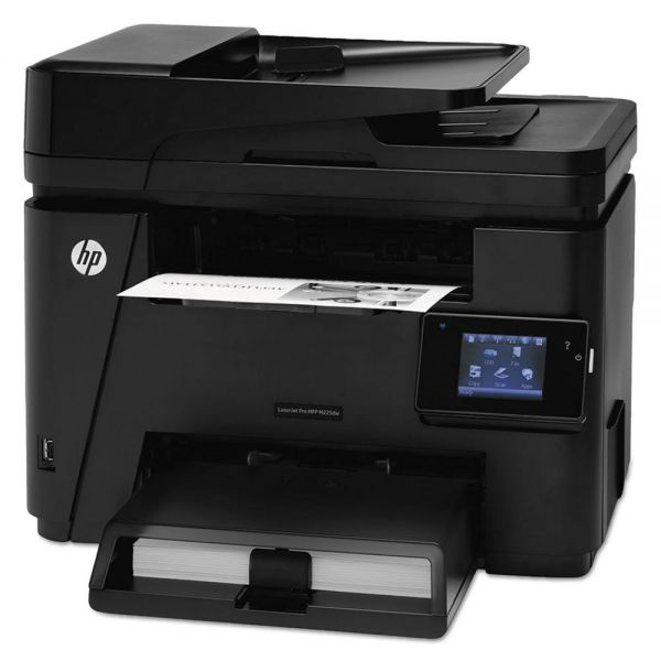 HP LaserJet Pro MFP M225dw Multifunction Laser Printer, Copy/Fax/Print/Scan
