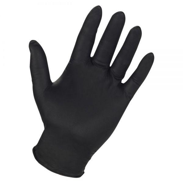 Genuine Joe Industrial Nitrile Work Gloves