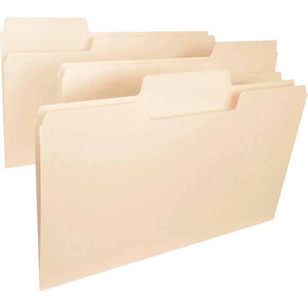 Smead SuperTab Manila File Folders