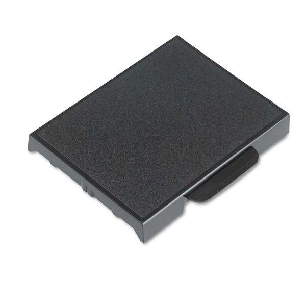 Identity Group T5470 Dater Replacement Ink Pad, 1 5/8 x 2 1/2, Black