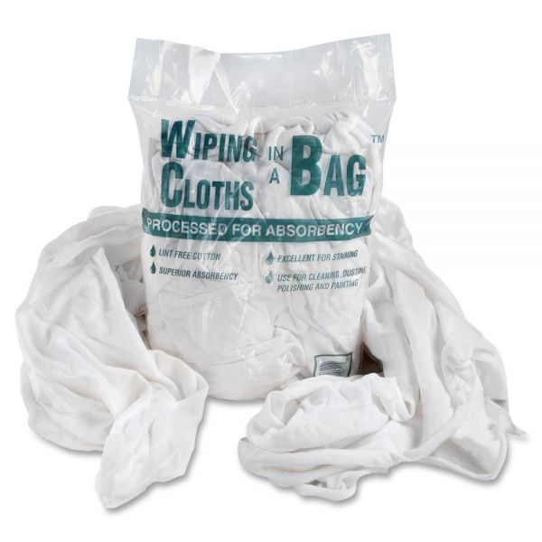 Bag A Rags Cotton Wiping Cloths