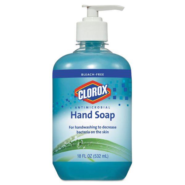 Clorox Antimicrobial Liquid Hand Soap