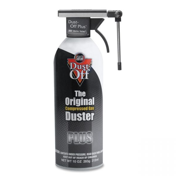 Dust-Off Canned Air Compressed Gas Duster