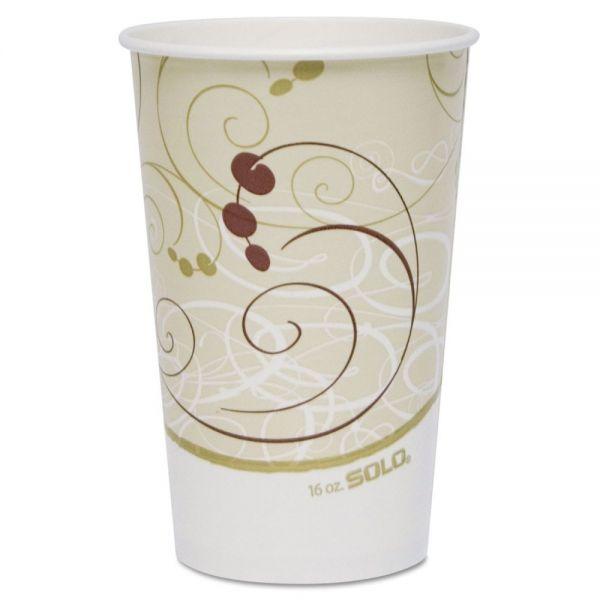 SOLO Cup Company 16 oz Paper Cold Cups
