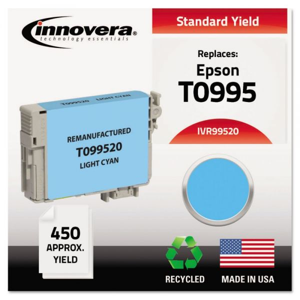 Innovera Remanufactured Epson T0995 Ink Cartridge