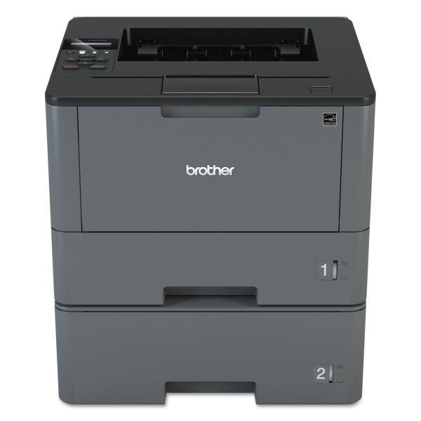 Brother Business Laser Printer HL-L5200DWT - Monochrome - Duplex Printing
