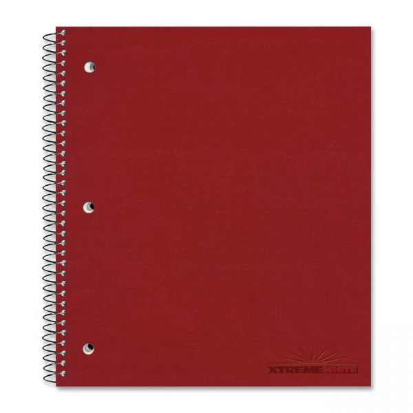 Rediform National Pressguard 1-Subject Cover Notebook