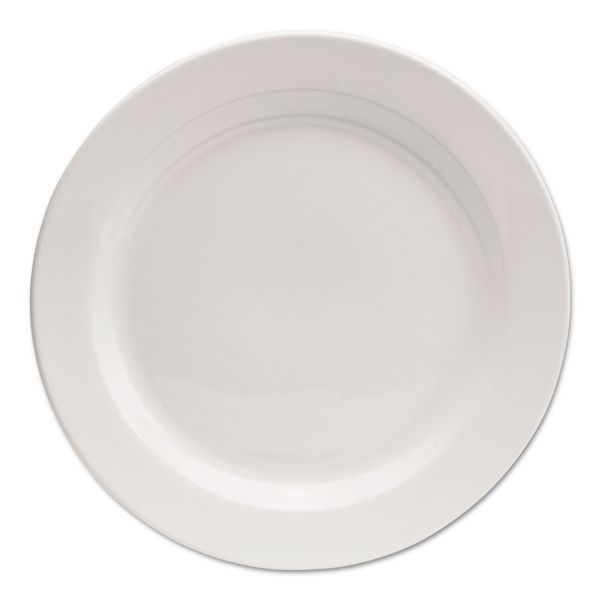 "Chef's Table 10"" Porcelain Round Dinner Plate"