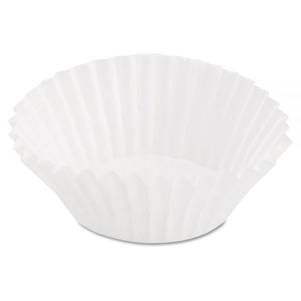 Dixie Dry-Waxed Fluted Baking Mini Cups