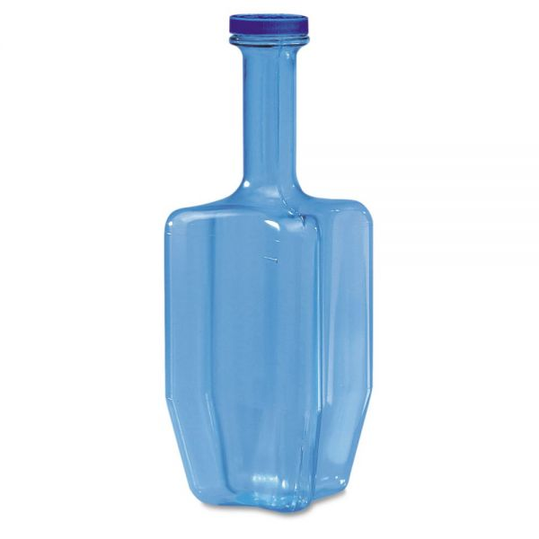San Jamar Rapi-Kool Cold Paddle Containers, 64oz, Blue, Plastic