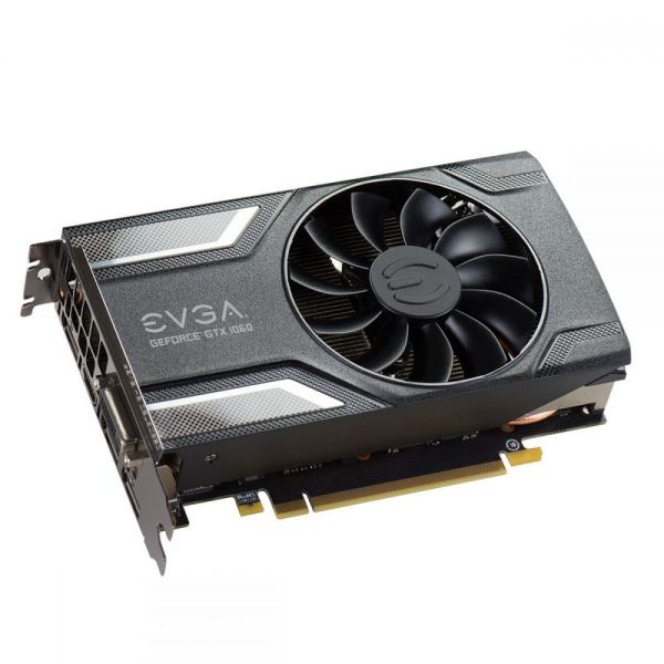 EVGA GeForce GTX 1060 Graphic Card - 1.61 GHz Core - 1.84 GHz Boost Clock - 3 GB GDDR5 - PCI Express 3.0 x16 - Dual Slot Space Required