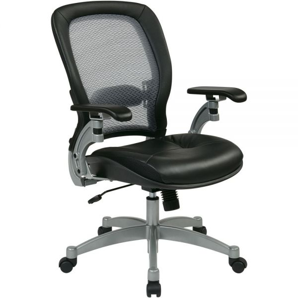 Office Star Space 3680 Professional Air Grid Back Managerial Mesh Office Chair
