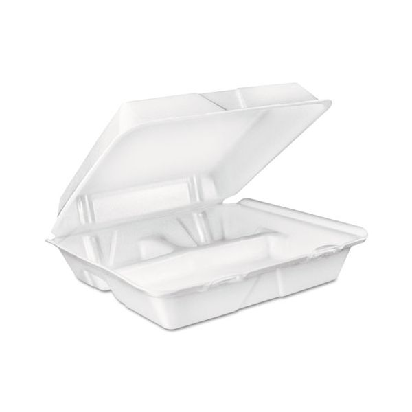 Dart Takeout Large Clamshell Food Containers