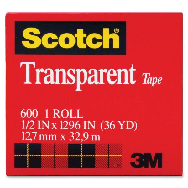 Scotch Transparent Tape Refill
