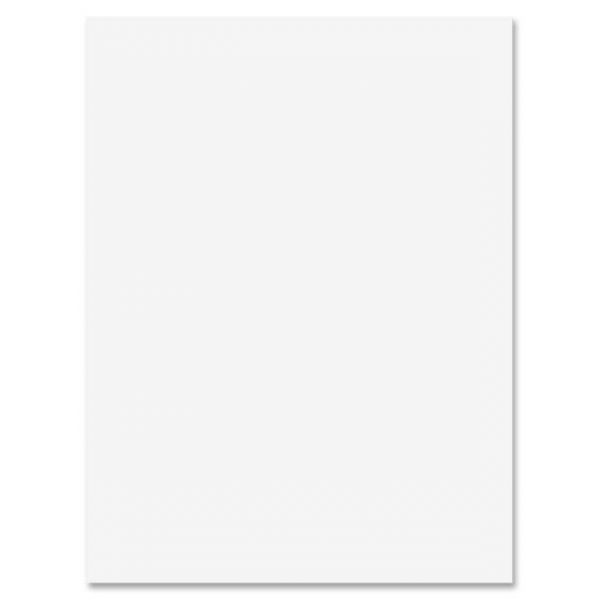 Nature Saver White Construction Paper