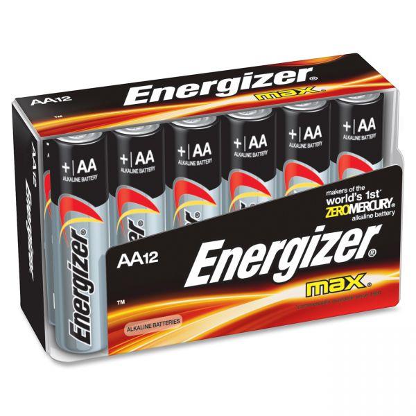 Energizer Max AA Batteries