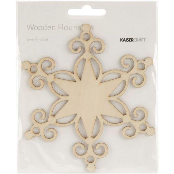 Wood Flourishes