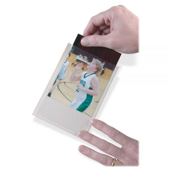 Ashley Photo/Index Card Pocket