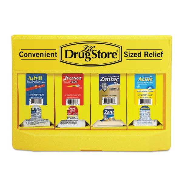 Lil' Drugstore Single Dose Medicine Dispenser