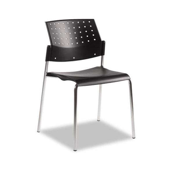Global Sonic Series Plastic Stacking Chairs