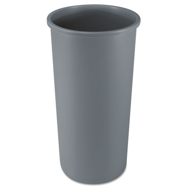 Rubbermaid Untouchable Round 22 Gallon Trash Can