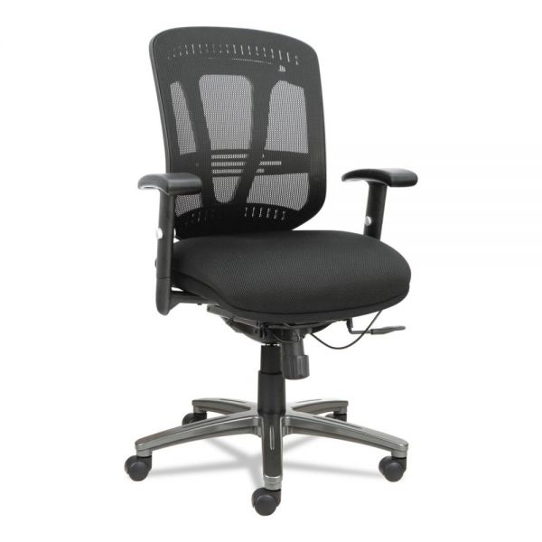 Alera Eon Series Multifunction Mid-Back Mesh Office Chair