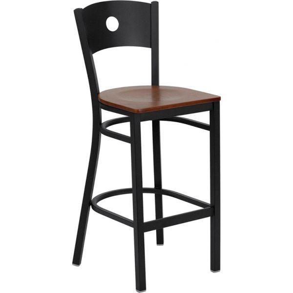 Flash Furniture HERCULES Series Circle Back Barstool