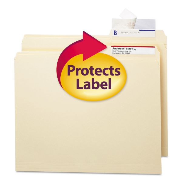 Smead Seal & View Label Protectors