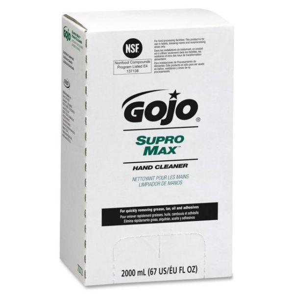 Gojo Supro Max Lotion Hand Soap Refill