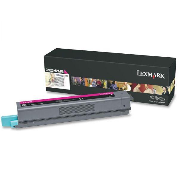 Lexmark C925H2MG Magenta High Yield Toner Cartridge