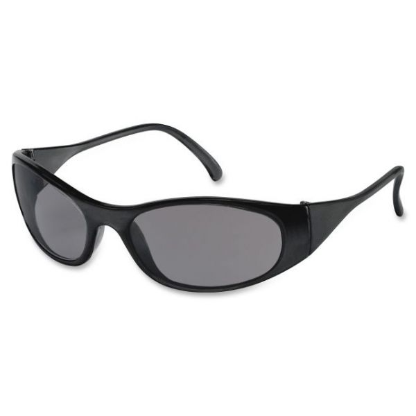 Crews Frostbite 2 Gray Lens Safety Glasses