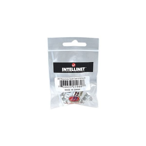 Intellinet Cat6 Keystone Jack