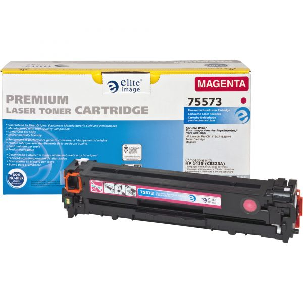 Elite Image Remanufactured HP CE323A Toner Cartridge