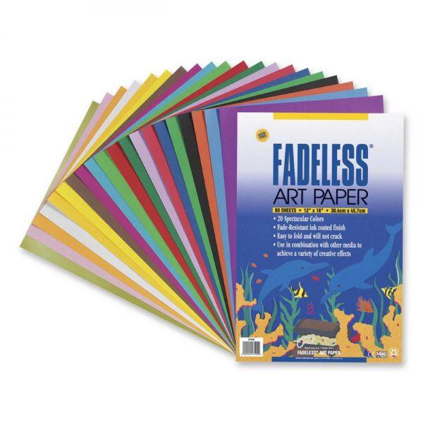 Pacon Fadeless Art Paper