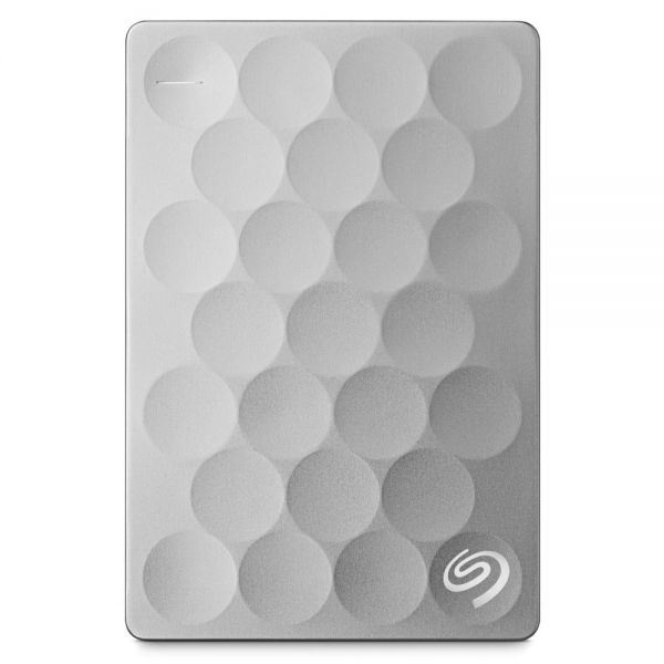Seagate Backup Plus Ultra Slim 2 TB Portable External Hard Drive