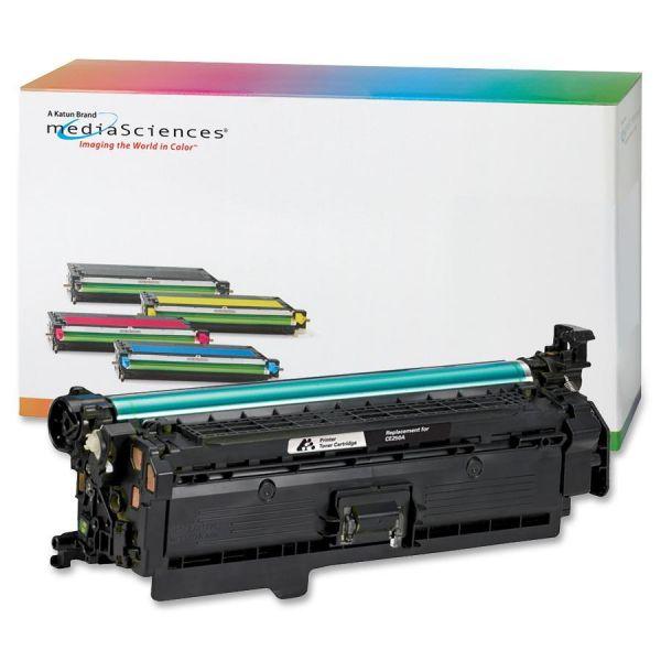 Media Sciences Remanufactured HP 504X Black Toner Cartridge