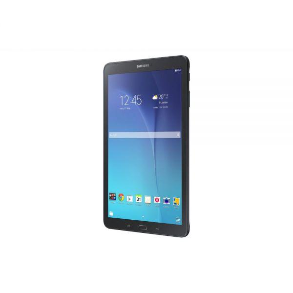 """Samsung Galaxy Tab E SM-T560 16 GB Tablet - 9.6"""" - Wireless LAN - Qualcomm Snapdragon 410 APQ8016 Quad-core (4 Core) 1.20 GHz - Black"""