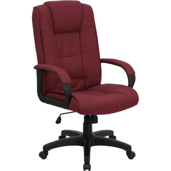 Flash Furniture High Back Executive Office Chair [GO-5301B-BY-GG]