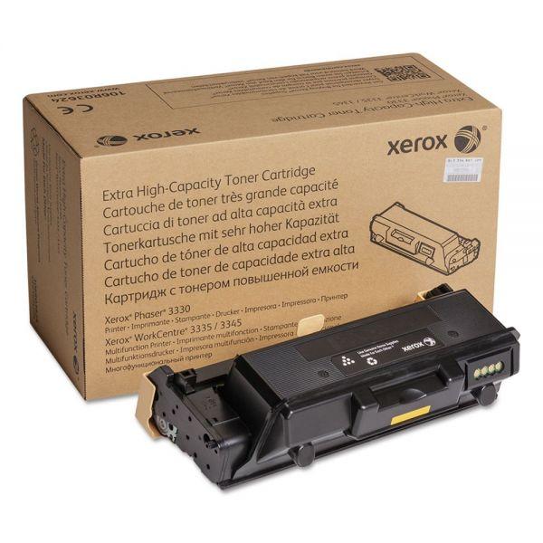 Xerox 106R03624 Toner, 15000 Page Yield, Black