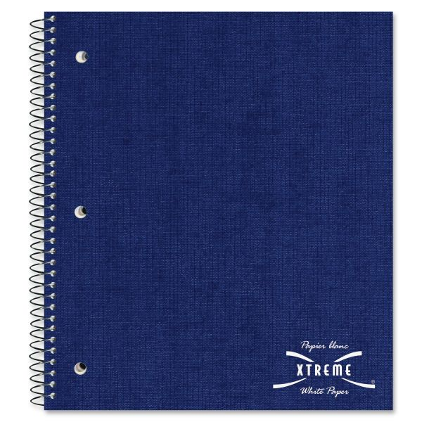 National Brand Subject Wirebound Notebook